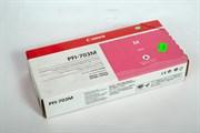 Картридж PFI-703  M (о) красный