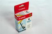 Заправка Canon BCI-6 Cyan