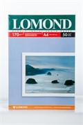 Бумага А4/170/50 INC JET Lomond гл/мат 2-х стр. 88