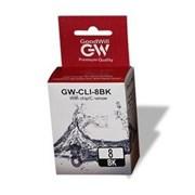Картридж CLI-8 Bk черный  (с чипом) Goodwill