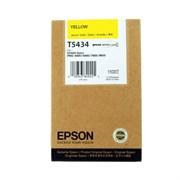 Картридж T543400 Epson St Photo Pro 7600/9600  yellow