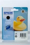 Картридж TO55140 для Epson Color RX520/R240 black  (o)