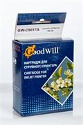 Картридж C5017A №84 HP DJ500/500PS/800/800PS  синий  69мл Goodwill